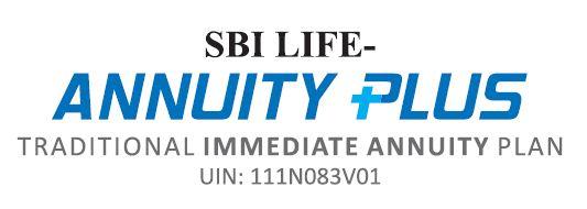 Immediate annuity plan buy sbi life annuity plus plan for Plus plan online